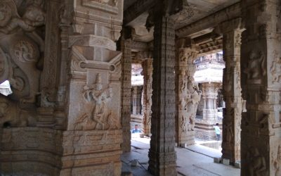 The Surreal Ancient City of Hampi