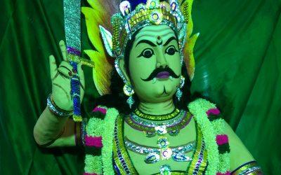 Stumbling Upon a Hindu Festival in Kanyakumari