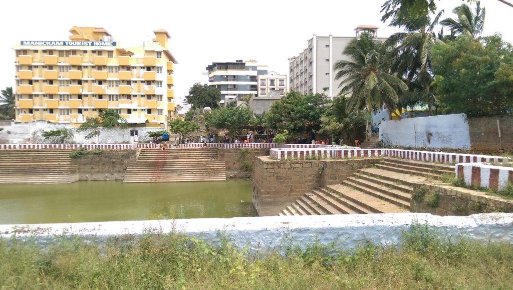 Kanyakumari, Tamil Nadu, India, Pool Area