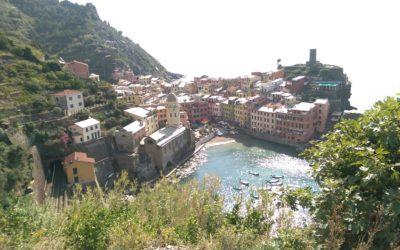 Exploring the Coastal Towns of Cinque Terre, Italy