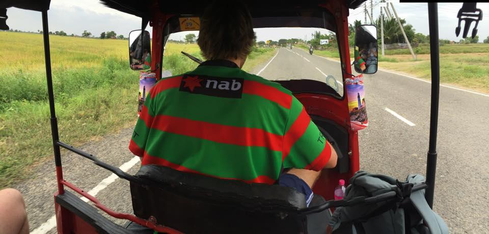 Sri Lanka Tuk Tuk Rickshaw Rental