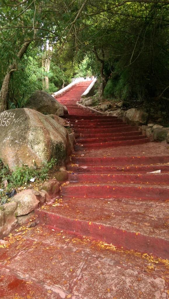 Chamundi Hill Stairs, Mysore Mysuru